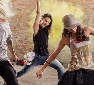 actividad - Fit Dance