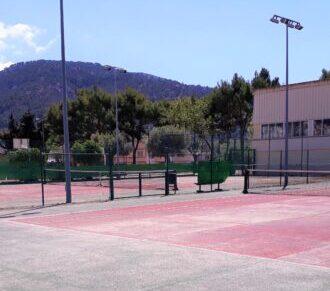 Alquiler pistas tenis
