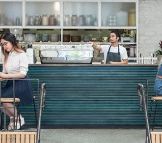 Cafetería – Restaurante
