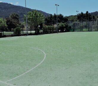 Alquiler pista césped fútbol sala- Es Vinyet