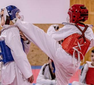 actividad - Teakwondo