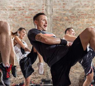 actividad - Body combat