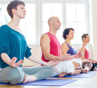 actividad - Yoga