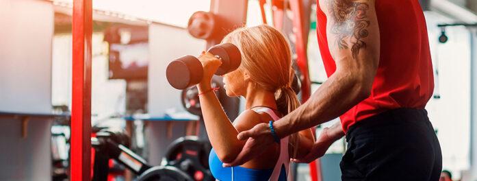 ¿Quieres entrenar de la mano de un profesional para obtener resultados?