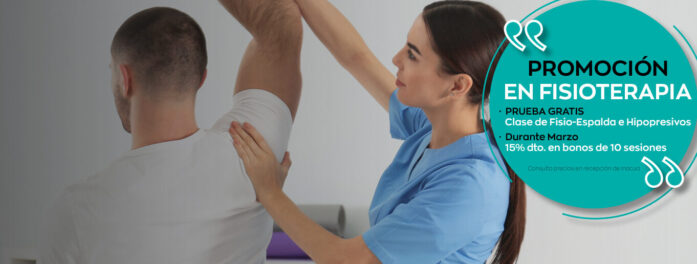 Promoción en fisioterapia