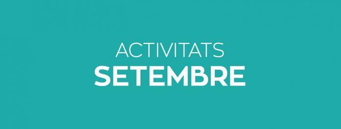 Esdeveniments setembre