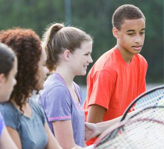 actividad - Tenis