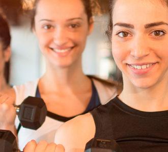 actividad - Entrenamiento fitness jóvenes