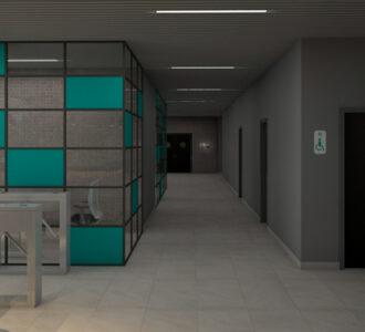 Instalaciones Vestibulo Inacua