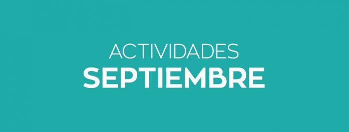 Eventos destacados septiembre