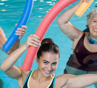 actividad - Natación terapéutica