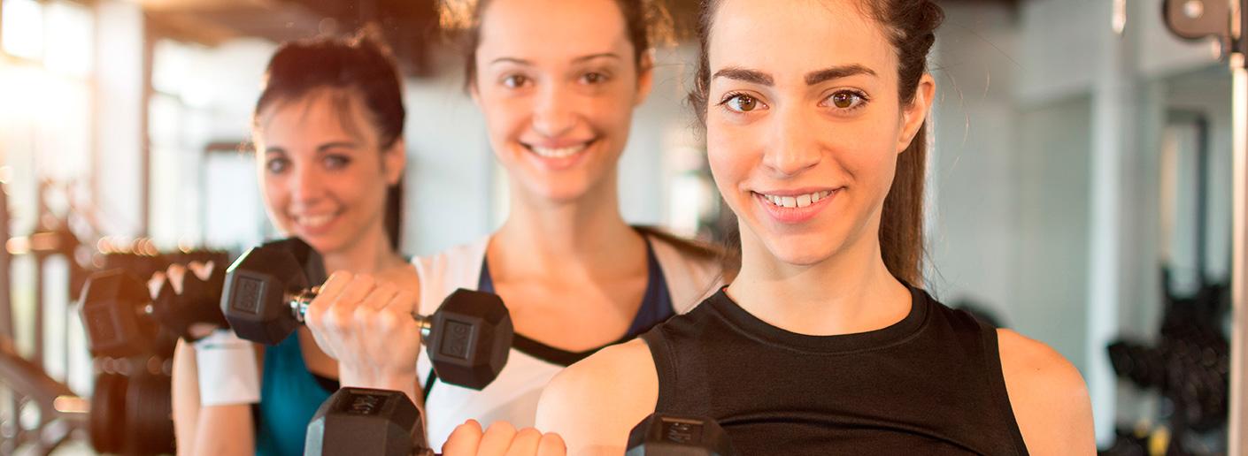 Fitness jóvenes