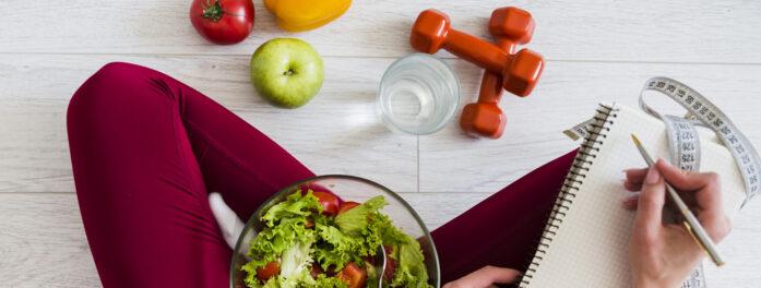 Confinamiento & Dieta