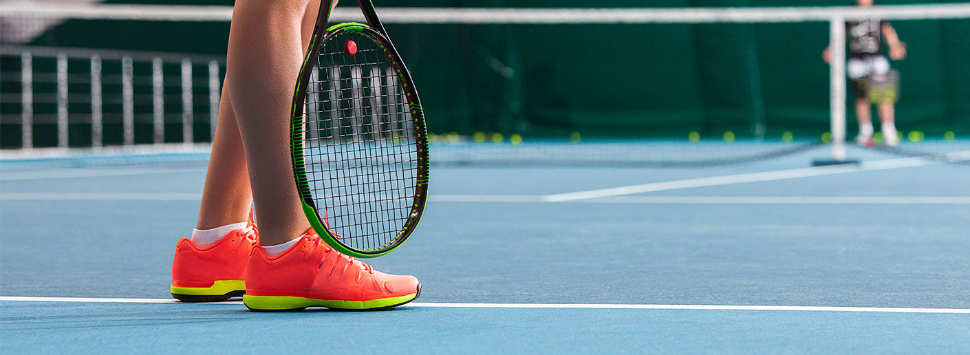 Rutinas para ser mejor tenista