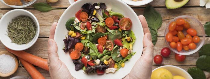 La salud también depende de una buena alimentación